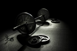 Weights and barbell training from Oakville Physio