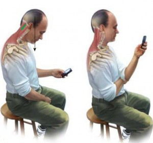 prolonged slouched positions aka poor posture can also be impacted by, and impact, your breathing pattern. Blog post by oakville physio.