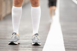 Compression socks for air travel from oakville Physio clinic