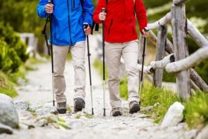 Oakville Nordic Pole walking Physio