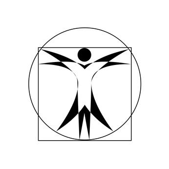 North Oakville Medical Building Directory - showing Vitruvian Man