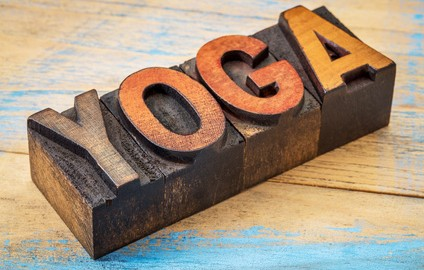 Wood Yoga Blocks showing Oakville yoga Therapy