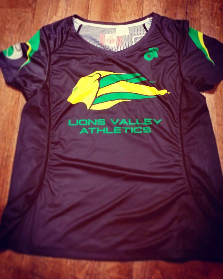 Oakville running group- tshirt