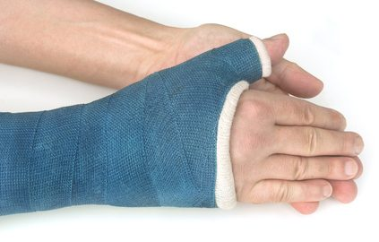 Oakville Physiotherapy for broken bones, post fracture massage