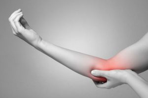 Elbow pain treatment at an oakville Physio and massage clinic