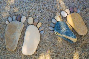 Feet of Stone - showing oakville foot clinic, halton foot clinic