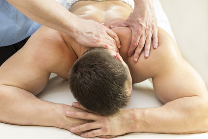 photo showing Massage Therapy in Oakville