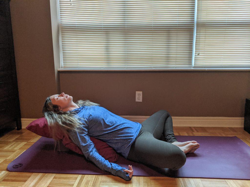 Yoga Basics, Part 50 Restorative Poses   Palermo Physiotherapy ...